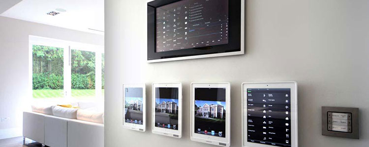 Luxury Living with Home Automation